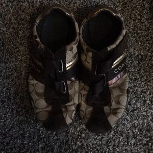 Women's coach shoes